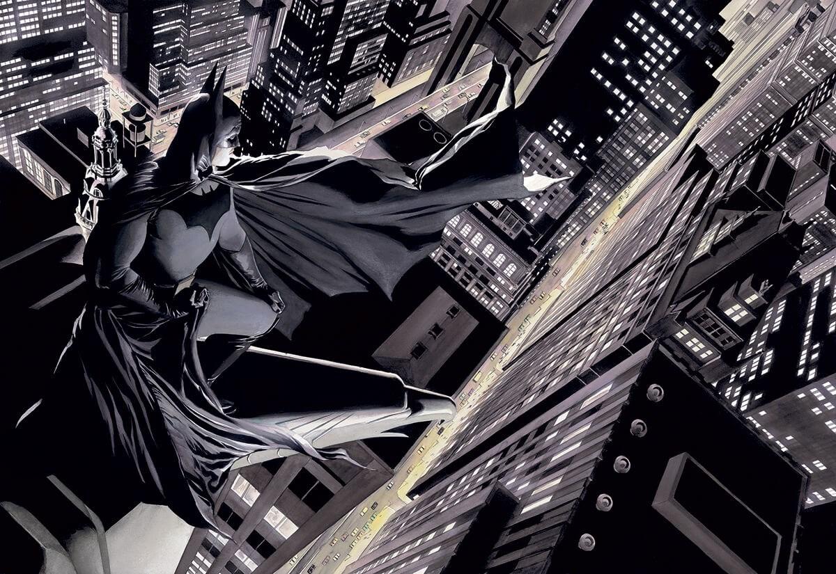 Batman: Knight Over Gotham (Box Canvas)