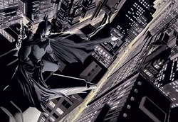 Batman: Knight Over Gotham (Box Canvas) by DC - Box Canvas sized 32x22 inches. Available from Whitewall Galleries
